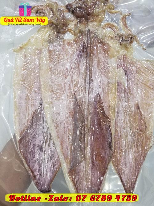Mực khô loại 1 size SA 12 - 14 con/kg