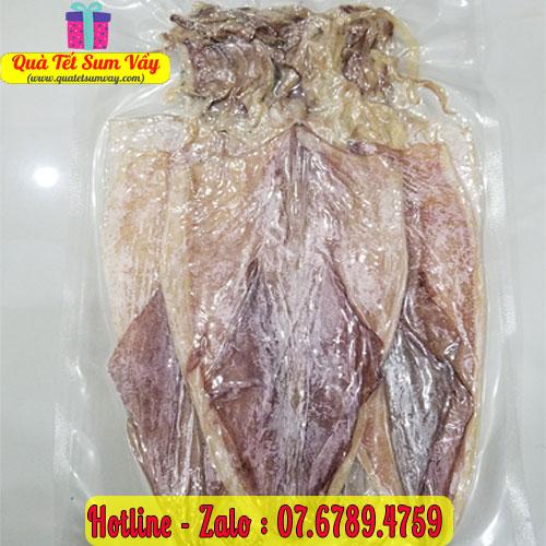 Mực khô loại 1 size SS 8 - 10 con/kg