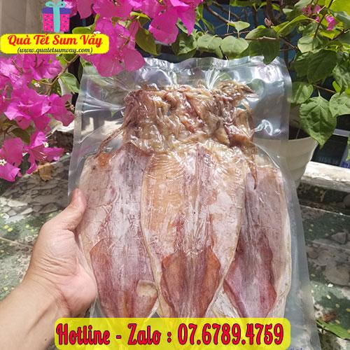 Mực khô size 12 - 14 con/kg