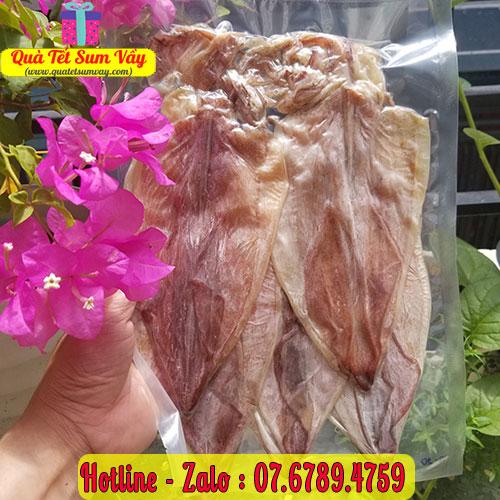 Mực khô size 18 - 20 con/kg