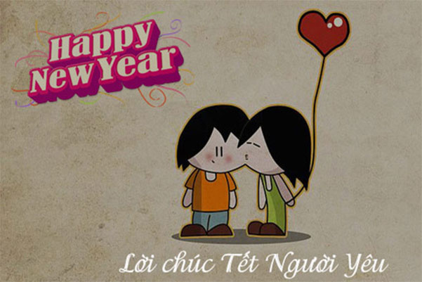 Những lời chúc mừng năm mới 2020, xuân Canh Tý hay dành cho người yêu