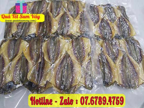 Giá khô cá chỉ vàng