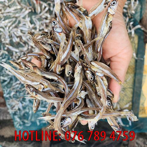 Cá cơm thơm ngon Lagi - Bình Thuận