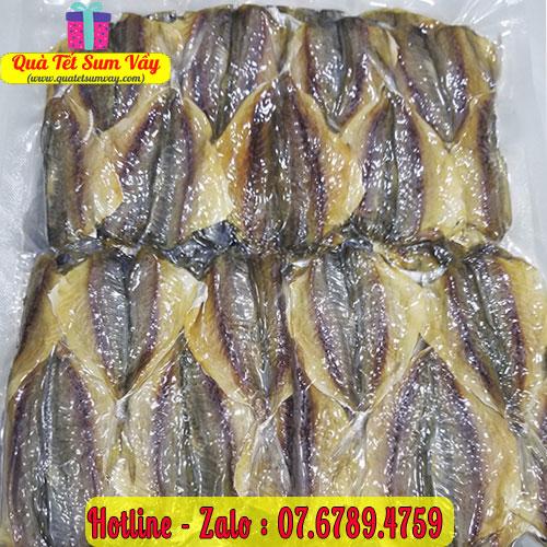 Khô cá chỉ vàng không tẩm chất lượng
