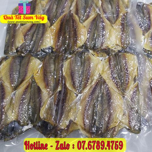 Khô cá chỉ vàng không tẩm