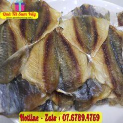 Khô cá chỉ vàng không tẩm ngon