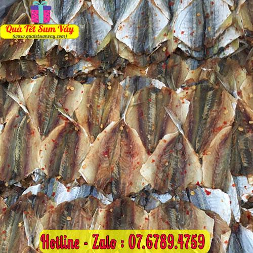 Khô cá chỉ vàng tẩm gia vị ngon