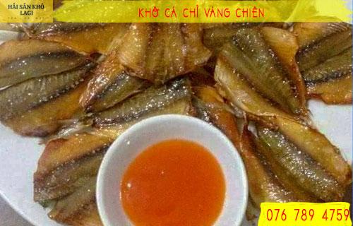 Gợi Ý 7 Món Ngon Với Cá Chỉ Vàng Khô Ăn Là Nghiền