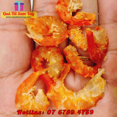 Tôm Khô Loại 1 Lagi - Bình Thuận