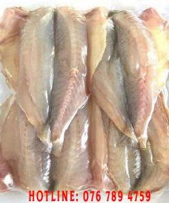 Khô cá đù 1 nắng loại xẻ