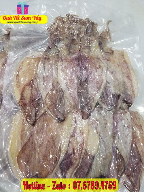 Mực Khô Loại 4 40 - 50 con/kg