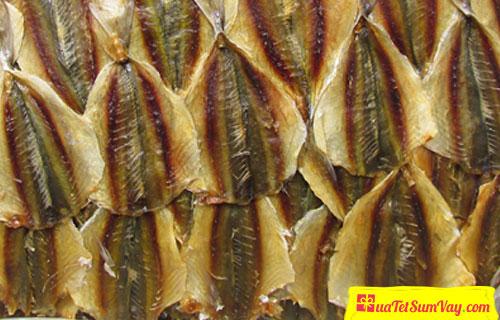 Khô cá chỉ vàng không tẩm gia vị