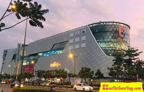 Giga Mall Phạm Văn Đồng - Quận Thủ Đức