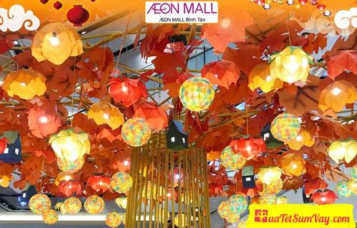 AEON mall quận Tân Phú, quận Bình Tân