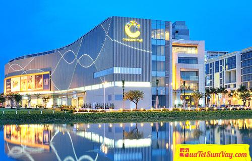 Trung tâm thương mại Crescent Mall - Quận 7