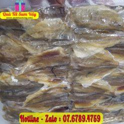 Khô cá đù xẻ không tẩm ớt