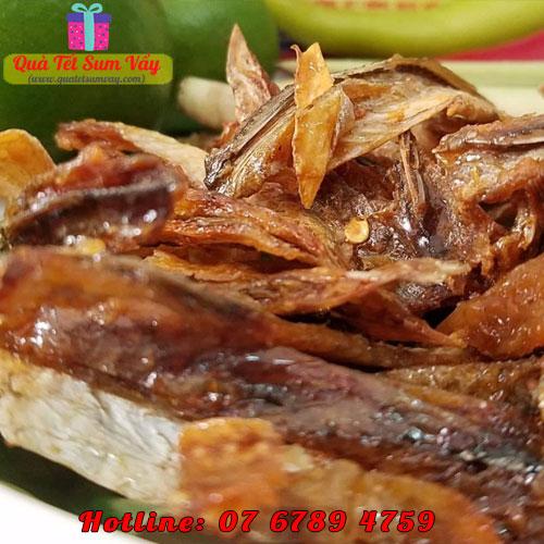 Món ngon chế biến từ khô cá đù xẻ