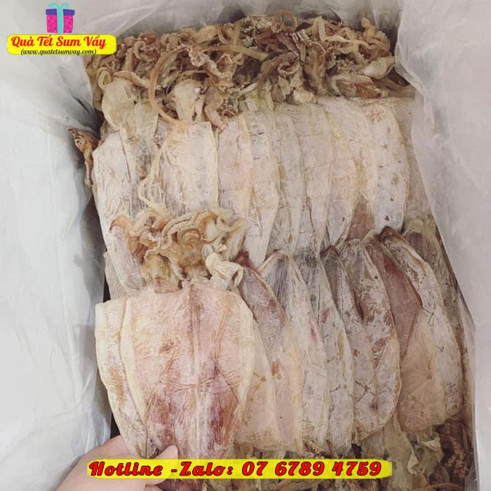 Mực khô ngon Lagi - Bình Thuận
