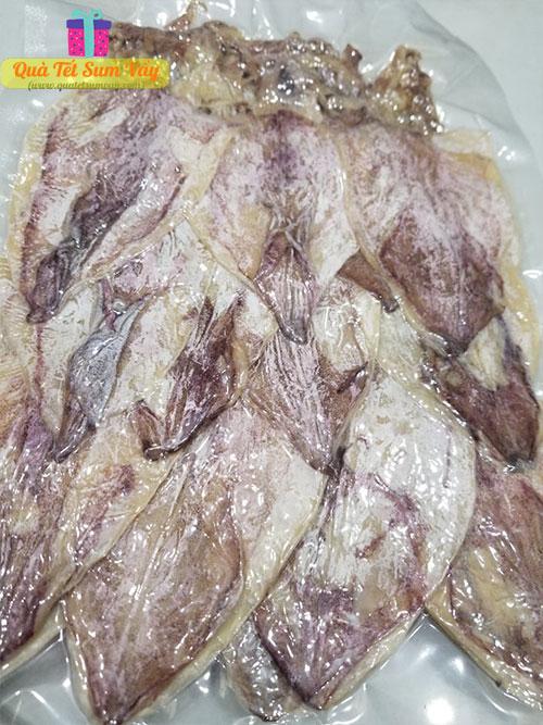 Mực khô câu loại vừa size 35 - 40 con/kg
