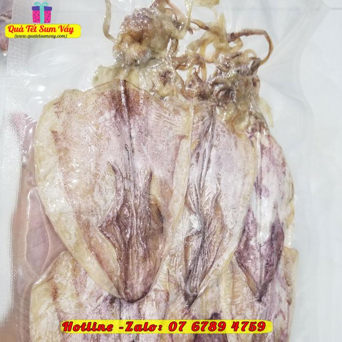 Mực khô loại 40 - 50 con/kg
