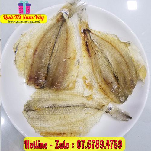 Khô cá đù xẻ Bình Thuận